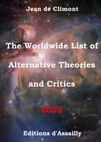 The Worldwide List of Alternative Theories and Critics PDF
