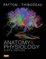 Anatomy and Physiology   E Book PDF