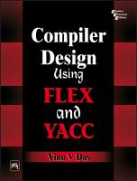 Compiler Design Using FLEX and YACC PDF