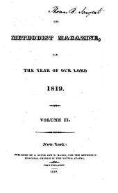 The Methodist Review: Volume 2