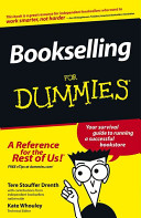 Bookselling for Dummies   PDF