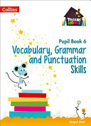 Vocabulary Grammar And Punctuation Book PDF