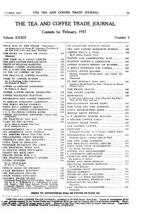 The Tea   Coffee Trade Journal PDF