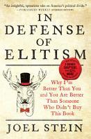 In Defense of Elitism PDF