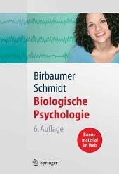 Biologische Psychologie: Ausgabe 6
