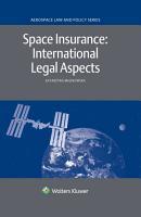 Space Insurance  International Legal Aspects PDF
