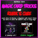 Magic Card Tricks and Rubik s Cube 2 BOOKS IN 1 PDF