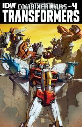 Transformers #41: Combiner Wars