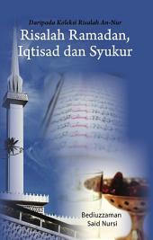Ramadan, Iqtisad Dan Syukur