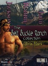 The Belt Buckle Ranch Collection, Volume 1 [Box Set 16]