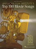 AFI s 100 Years  100 Songs PDF