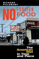 No Foreign Food PDF