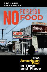 No Foreign Food Book