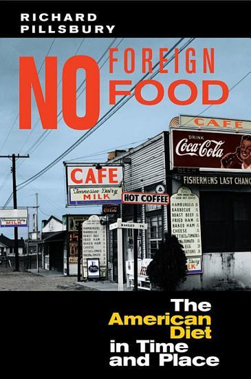 No Foreign Food PDF