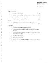 Kansas Lane Connector: Environmental Impact Statement