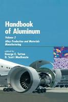 Handbook of Aluminum PDF