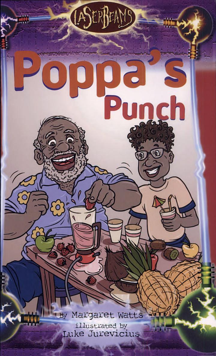Poppa's Punch