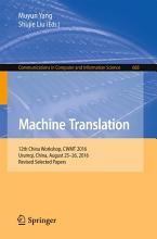 Machine Translation PDF