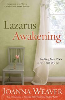 Lazarus Awakening Book
