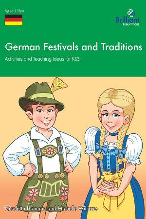 German Festivals and Traditions KS3 PDF