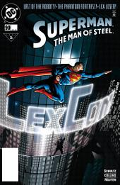 Superman: The Man of Steel (1991-) #90
