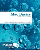 Mac Basics In Simple Steps: Edition 2