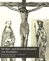 Die Bau- und Kunstdenkmaeler von Westfalen: Band 11