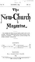 The New church Magazine PDF