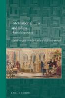 International Law and Islam PDF