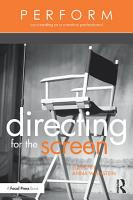 Directing for the Screen PDF
