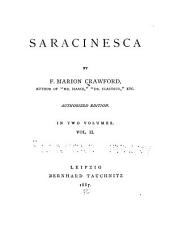 Saracinesca: Volume 2