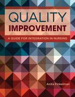 Quality Improvement PDF