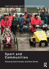 Sport and the Communities