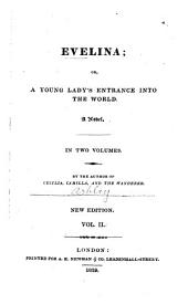 Evelina; Or, A Young Lady's Entrance Into the World: A Novel, Volume 2