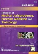 Parikh s Textbook of Medical Jurisprudence  Forensic Medicine and Toxicology for Classrooms and Courtrooms PDF