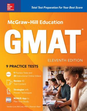 McGraw Hill Education GMAT  Eleventh Edition
