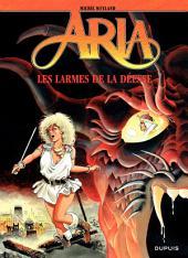 Aria – tome 5 - Les larmes de la déesse