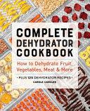 Complete Dehydrator Cookbook Book PDF