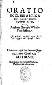 Oratio ecclesiastica