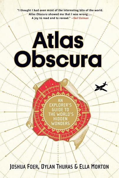 Download Atlas Obscura Book