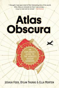 Atlas Obscura PDF