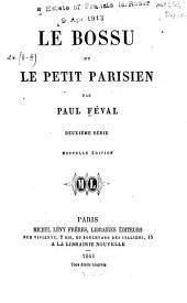 Le bossu; ou, Le petit Parisien