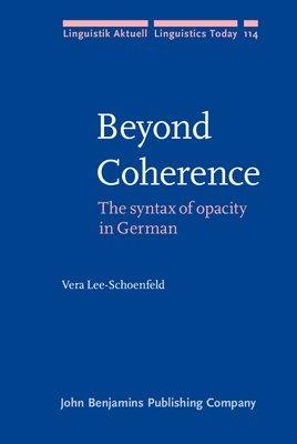 Beyond Coherence