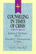 Counseling in Times of Crisis PDF