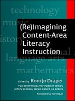 Re Imagining Content Area Literacy Instruction PDF
