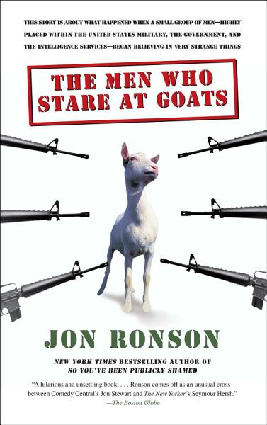 Download The Men Who Stare at Goats Book