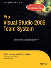 Pro Visual Studio 2005 Team System