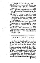 Journal littéraire: Volume12;Volume1723