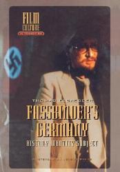 Fassbinder s Germany PDF