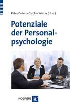 Potenziale der Personalpsychologie PDF